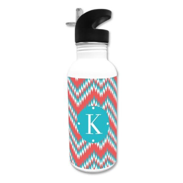 Mission Fabulous Personalized Water Bottle, 20 oz.
