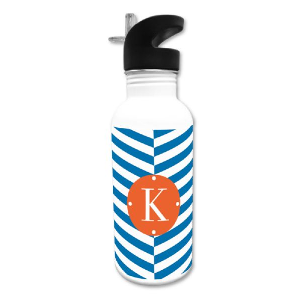Perspective Personalized Water Bottle, 20 oz.