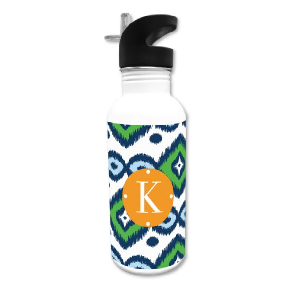 Sunset Beach Personalized Water Bottle, 20 oz.