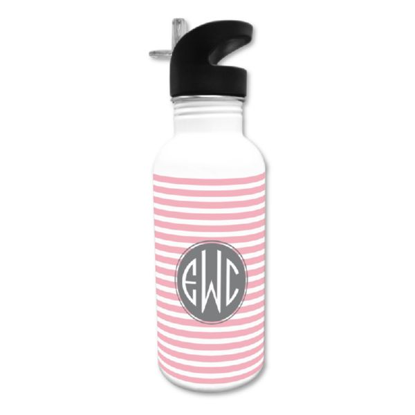 Cabana 2 Personalized Water Bottle, 20 oz.
