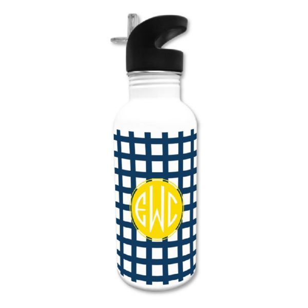 Checks & Balances Personalized Water Bottle, 20 oz.