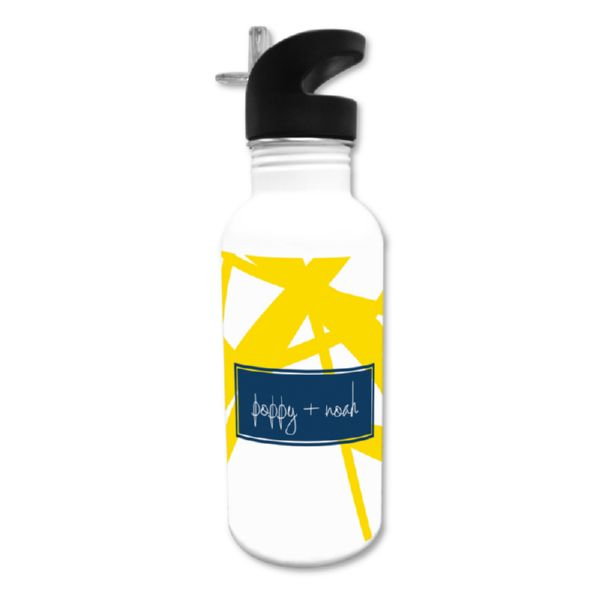 Pick Up Stix Personalized Water Bottle, 20 oz.