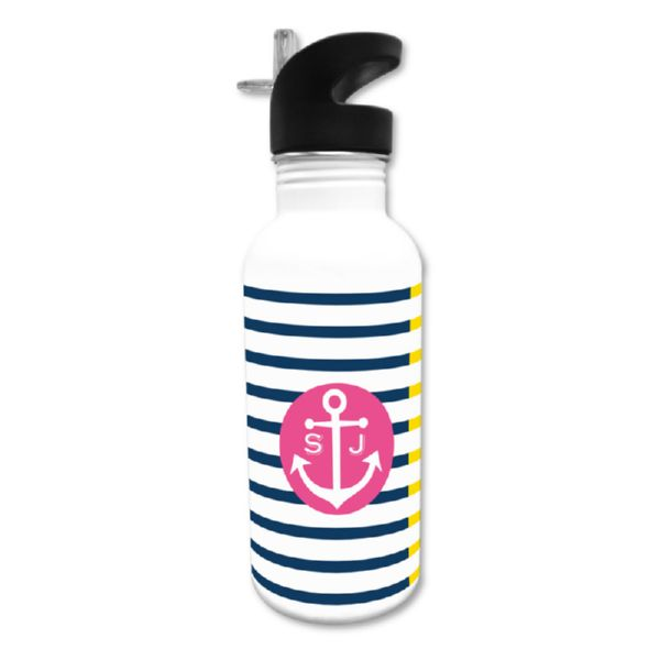 Twice As Nice Personalized Water Bottle, 20 oz.
