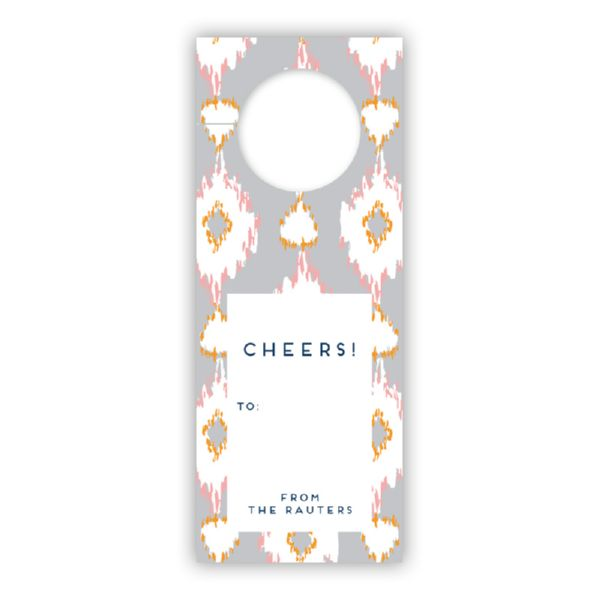 Mirage Personalized Wine Tags, set of 8