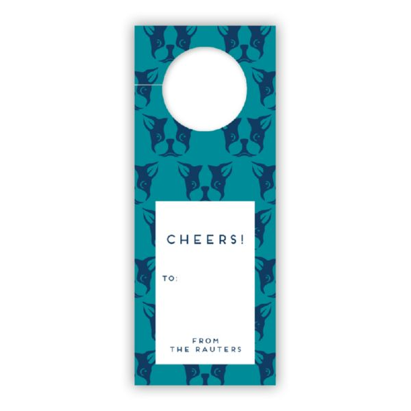 Polly Personalized Wine Tags, set of 8