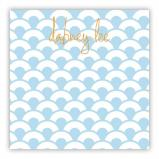 Coins Personalized Huey Square NotePad (150 sheets)