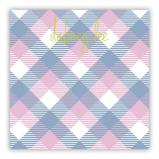 Tartan Personalized Huey Square NotePad (150 sheets)