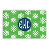 Clementine Personalized Double-Sided Laminated Placemat
