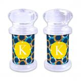 Nautical Knots Personalized Salt and Pepper Shaker