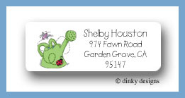 H2-Grow! return address labels personalized