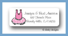 Everything nice return address labels personalized