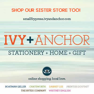 Stationery and Home Goods Personalized