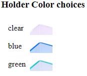 holdercolors