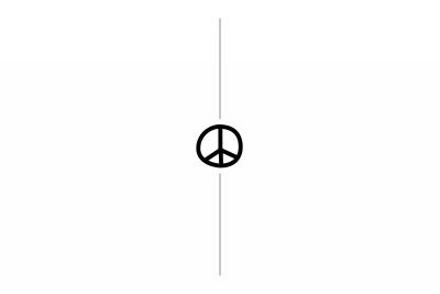 Peace Post Card 1