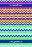 Zig Zag Folded Note Card by iDesign Paper - Discounted
