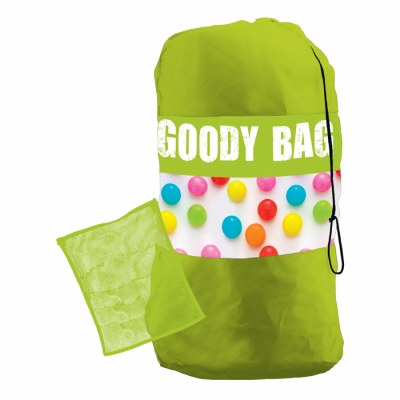 Goody Bag Laundry Bag & Sock Bag Set