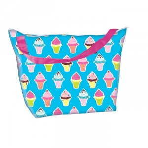 Ice Cream Cones Weekender Overnight Bag
