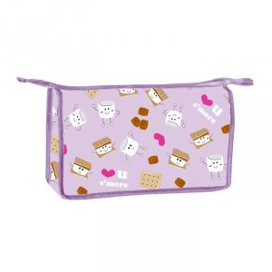 S'mores Cosmetic Bag