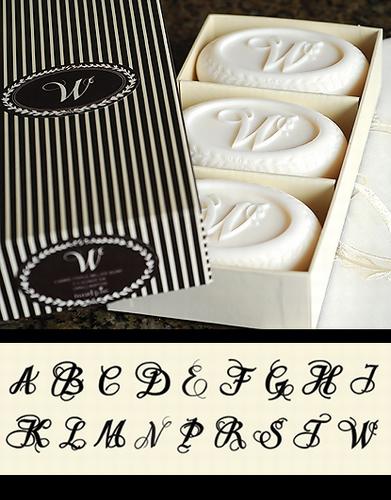 Script Initial Vanilla Soap