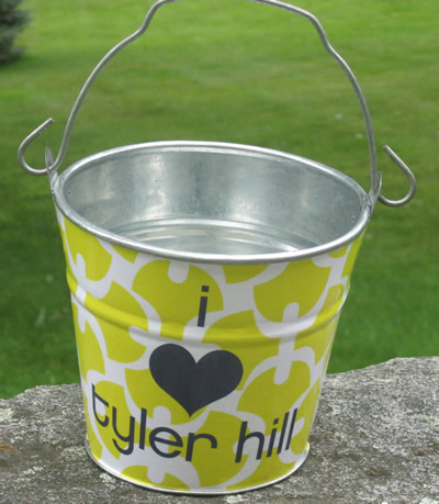 Camp Bucket 1