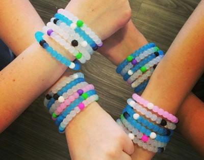 Kids Karma Bracelet