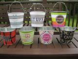 Camp Buckets