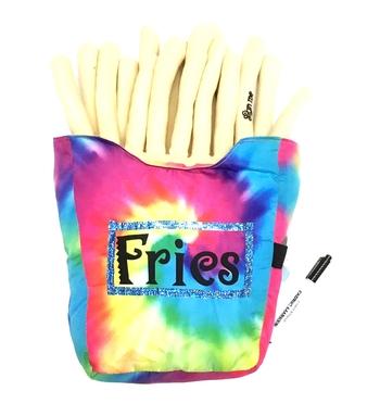new fries pillow