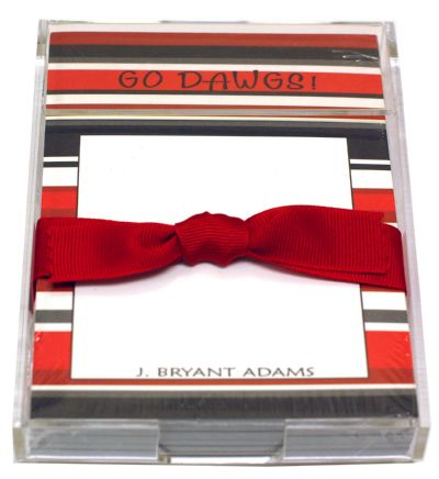 Red and Black Stripe