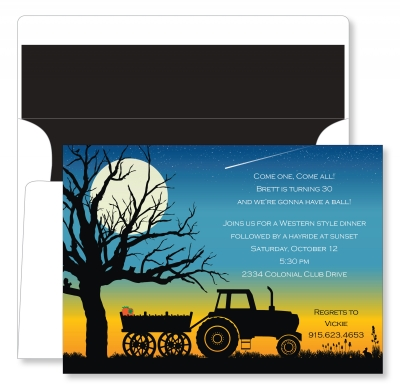 Hayride by Noteworthy Collections