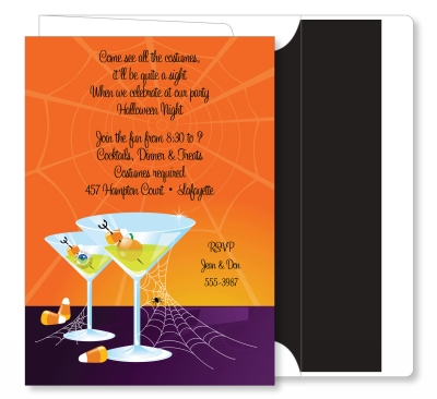 Haunted Cocktails