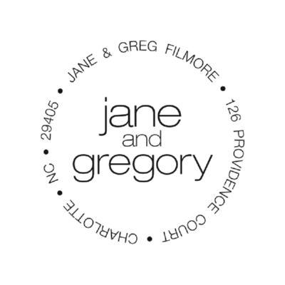 Plain Jane & Gregory Stamp
