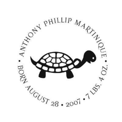 Baby Turtle Stamp