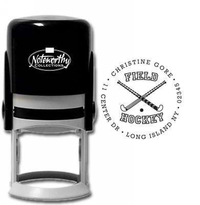 Field Hockey Stamp