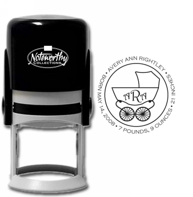 Baby Buggy Stamp