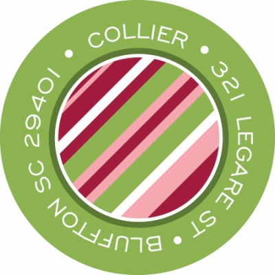 Candy Stripe Label