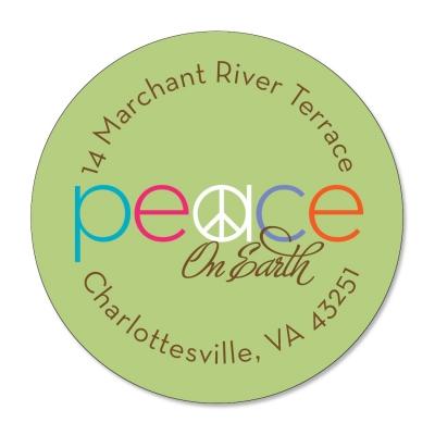 Peace on Earth Green