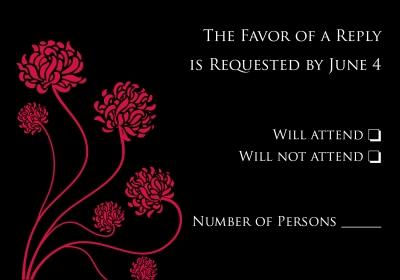 Bouquet Rouge - Flat Note