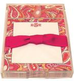 Rose Petal Paisely  Discounted Paper by Noteworthy Collections