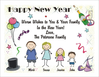 New Year Cards-2