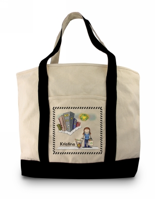 Grocery Tote 3