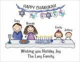 Chanukah Cards 4 by Pen At hand