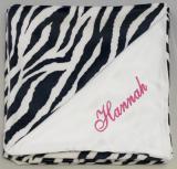 Snuggle Satin Blanket - Pink by Princess Linens