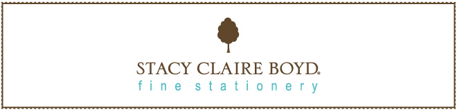 Stacy Claire Boyd Fine Stationery