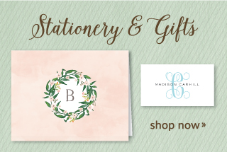 Personalized Stationery and Gifts