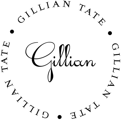 Gillian Name Stamp by PSA Essentials