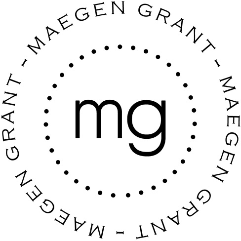 Maegen Personalized Stamp by PSA Essentials