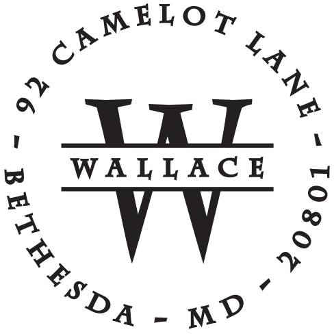 Wallace Stamp by PSA Essentials