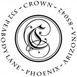 Crown Initial Stamp by PSA Essentials