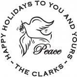 Dove Peace Stamp by PSA Essentials