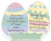 Easter Eggs Dyecut